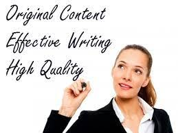 content and web article writers